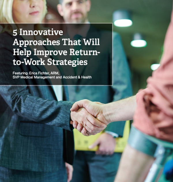 5 innovative approaches that will help improve return-to-work strategies