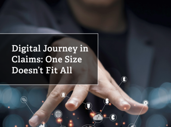 Digital Journey In Claims