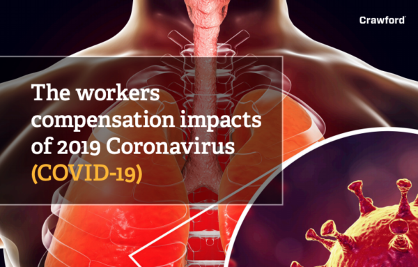 The workers compensation impacts of 2019 Coronavirus