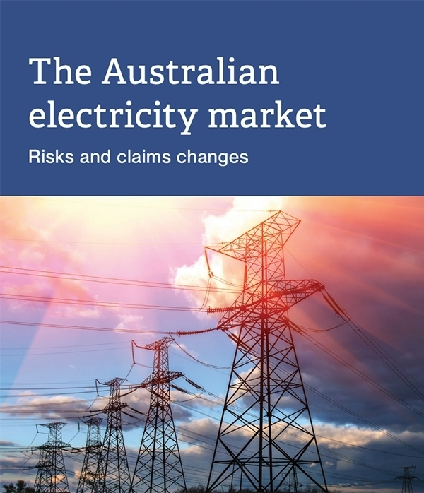 Crawco global resource cover image Austrialian electricity market