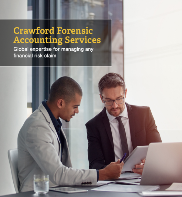 Crawco resource Forensic accounting