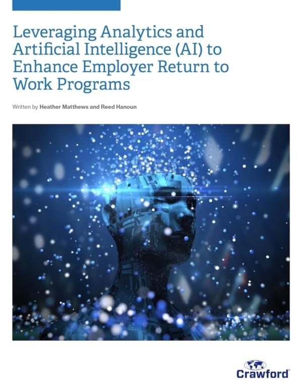 Crawford Canada Resource Leveraging Analytics Ai To Enhance Return To Work