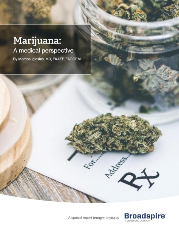 Crawford Resource Marijuana Medical Perspective