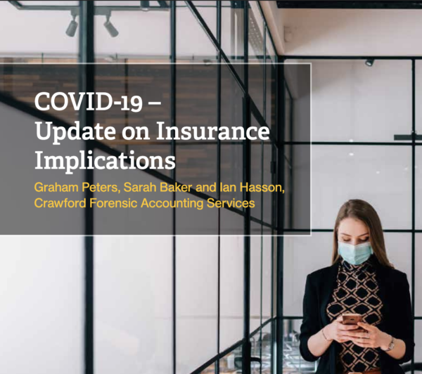 Covid-19 and business interruption