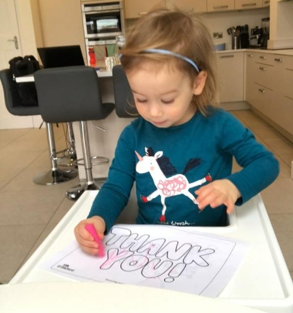 Global resource coloring book Ruby Lofkin