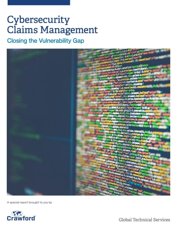 Global Resource Report Cybersecurity Claims Management