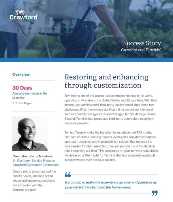 Global Resource Success Story Terminix