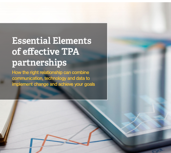 Essential elements of effective TPA partnerships