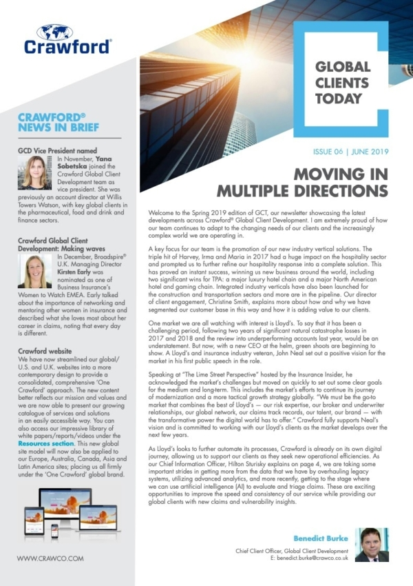 Resource report feature image global client today june 2019