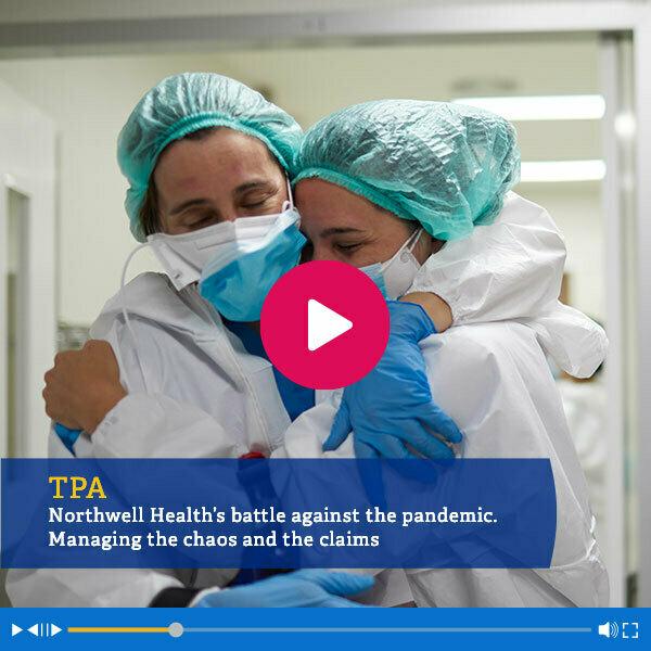 Us resource bsi tpa webinar northwell battles covid Web VIDEO Gated