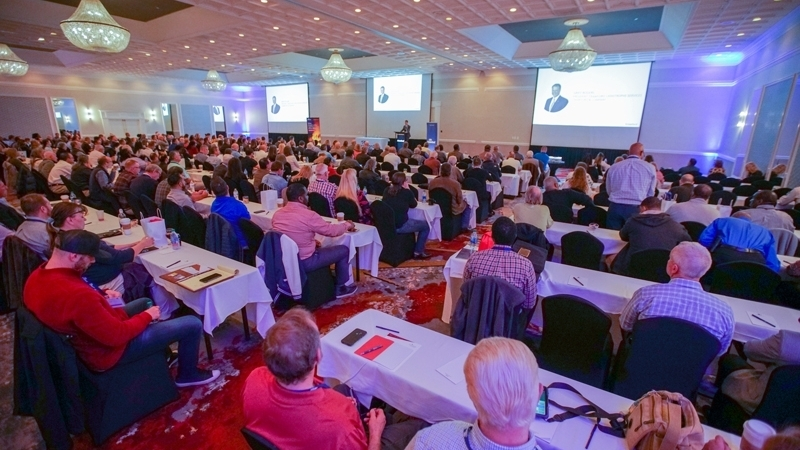 2020 Catastrophe Services Conference attendees