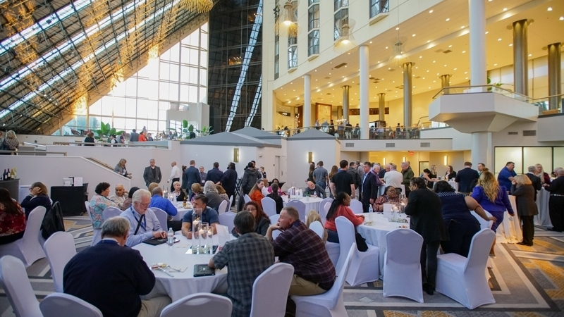 2020 Catastrophe Services Conference reception dinner