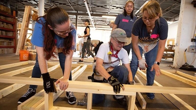 2019 Atlanta Women's Build