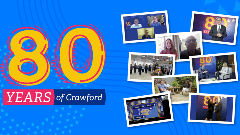 Crawford & Company celebrates 80 years of excellence