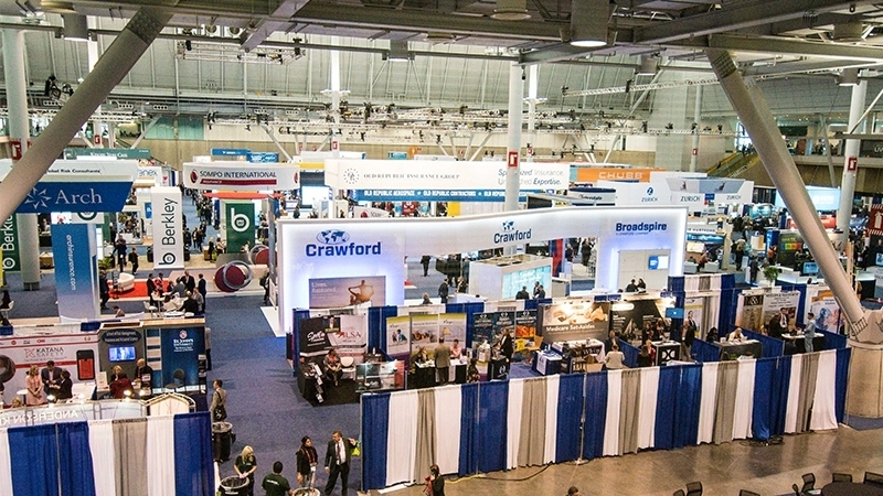 Bird's eye view of the RIMS 2019 Conference & Expo