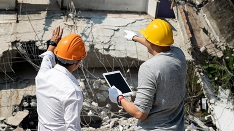 Global digital assist adjuster services content