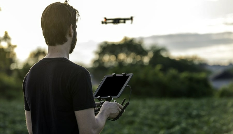 Global Insurance Carriers Content Drone 2X