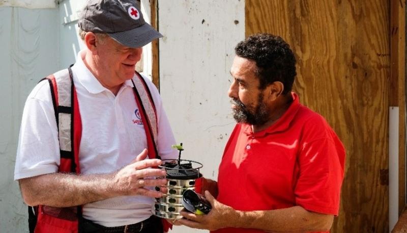 Global Social Responsibility Content Hurricane Maria 2X