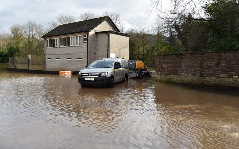 UK flooding storms ciara dennis