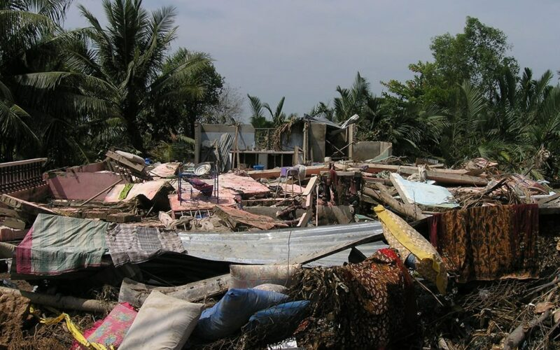 Cat Event Indonesia Earthquake 002
