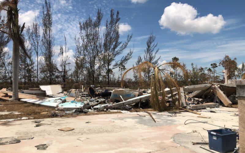 Hurricane Dorian - The Bahamas