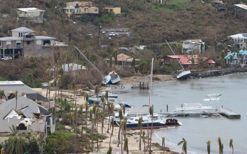 Hurricane Irma winds cripple local boats and the costs as the storm makes landfall