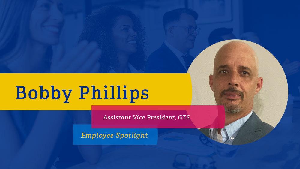 Blog post Employee Spotlight Bobby Phillips