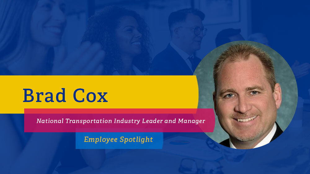 Blog post Employee Spotlight Brad Cox