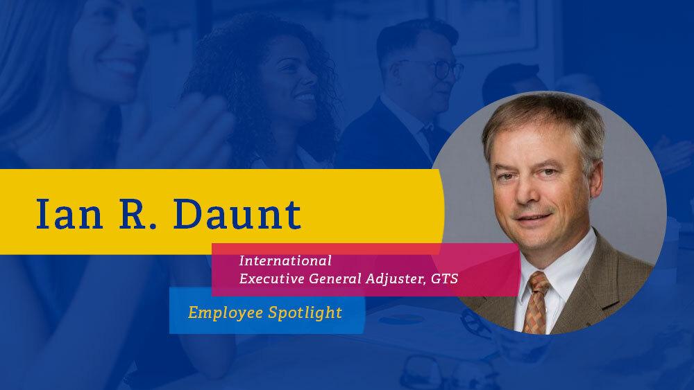 Blog post Employee Spotlight Ian R Daunt