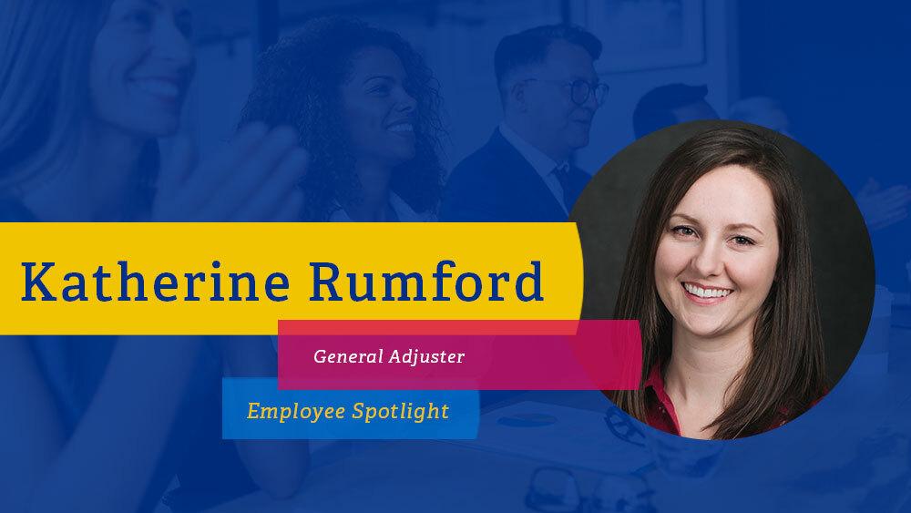 Blog post Employee Spotlight Katherine Rumford