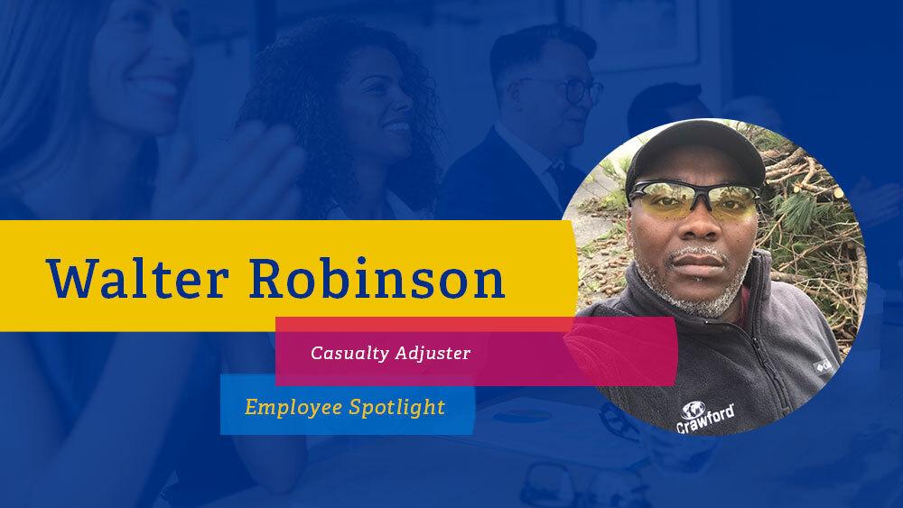 Blog post Employee Spotlight Walter Robinson