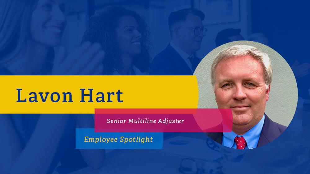 Blog post Employee Spotlight l hart