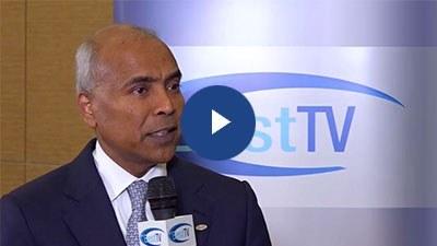 Crawford CEO Harsha V. Agadi highlights innovation with AM BestTV