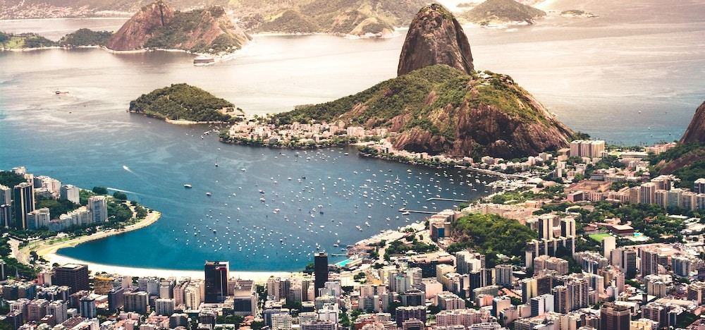 Global brazil landing feature
