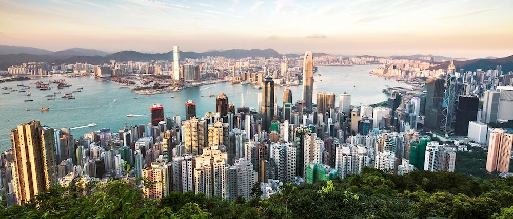 Global feature hong kong