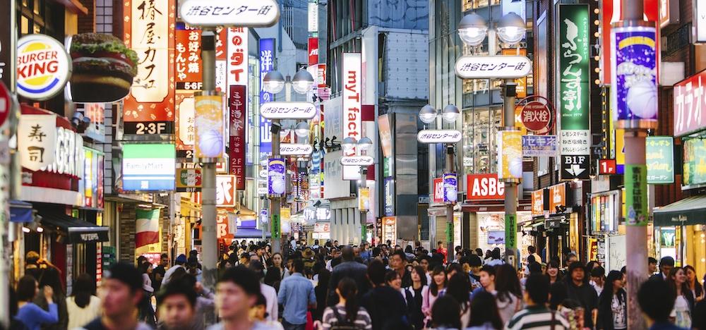 全球日本特性