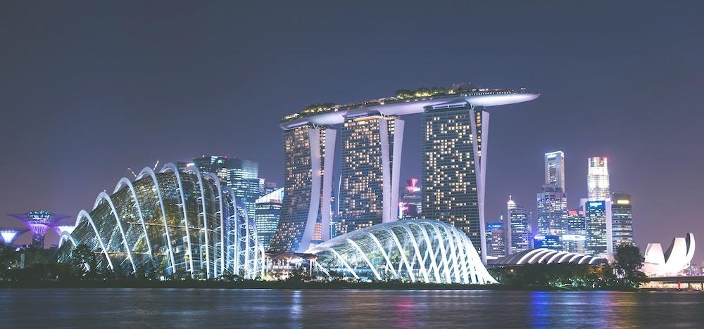 全球新加坡特性