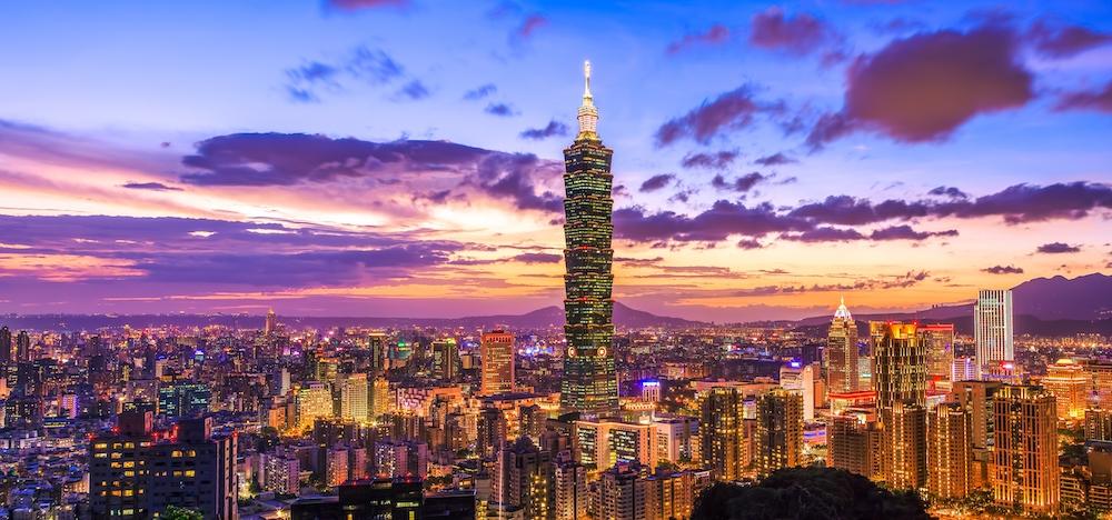 全球台湾特性